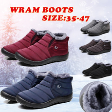 ankle boots, Outdoor, Winter, Hiking