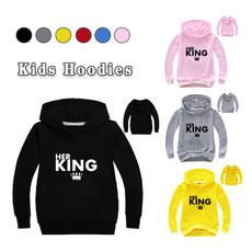 Boy, childrenshoodie, Sleeve, King