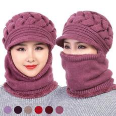 woolen, Fashion, Cycling, Winter