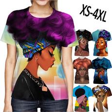 Shirts & Tops, hairstyle, Fashion, art