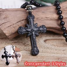 accessoriesforunisex, Fashion, Christian, Cross necklace