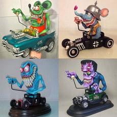 Collectibles, Toy, ratfink, Halloween