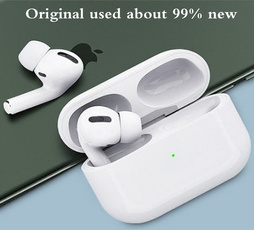 cancelling, case, Used, Earphone