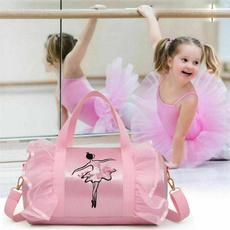 pink, Shoulder Bags, danceshoebag, bagforgirl