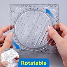 mathematic, drawacircle, ruler, study