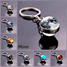 planetkeychain, Key Chain, Solar, Chain