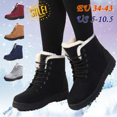 ankle boots, platformboot, Shorts, fur