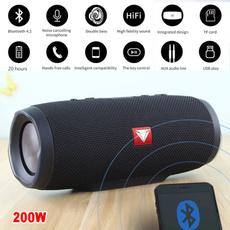 hifispeaker, Outdoor, Wireless Speakers, Bass