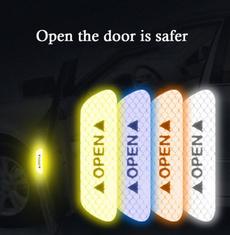Car Sticker, Door, warningdecal, Home & Living
