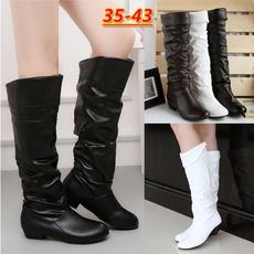 Fashion, blackboot, winter fashion, Women's Fashion