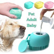 Bathroom, puppy, bathmassagebrush, petaccessorie