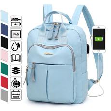 travel backpack, women bags, Fashion, usb