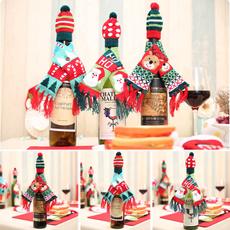 christmaswinegiftbag, Fashion, christmaswinebottlecover, Christmas