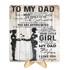 dad, tomydad, art, Home Decoration