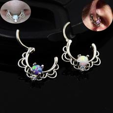 Steel, Blues, Jewelry, Stud Earring