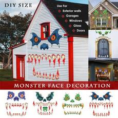 Halloween Decorations, Decor, Door, halloweenparty