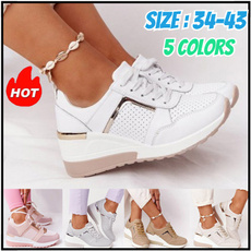 wedge, Sneakers, Platform Shoes, Womens Shoes
