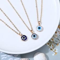 clavicle  chain, Fashion, eye, Jewelry