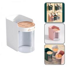 toothpastestand, Cup, Shelf, brushingcuprack