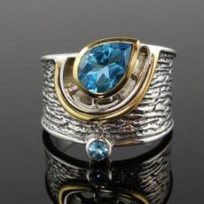 Blues, Fashion, wedding ring, Gifts