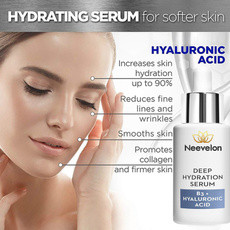 Anti-Aging Serum, facialserum, hyaluronicacid, moisturereplenishment