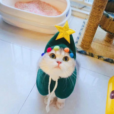 Role Playing, Cat costume, pet outfits, Pets