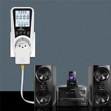 powermeter, electricpower, electricitysocket, analyzer