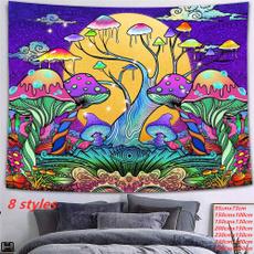 trippytapestry, art, Wall Art, hippie