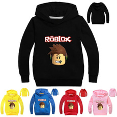roblox, Fleece, hooded sweater, hoodiejacket