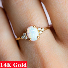 fireopalring, goldringsforwomen, wedding ring, gold