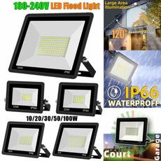 securitylight, outsidefloodlight, Garden, Waterproof