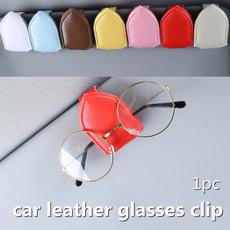 careyeglassesholder, leatherglassesholder, Fashion, cliponsunglassesholder