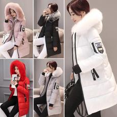 Fashion, parkajacket, Winter, Coat