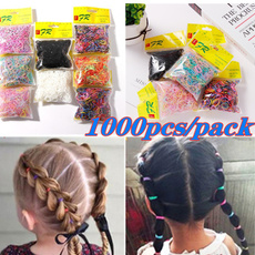 hair, colorfulhairband, hairornament, disposablerubberband