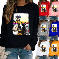 Plus Size, pullover sweater, Graphic Shirt, Plus size top