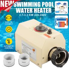 Spa, Swimming, swimmingpoolheater, Electric