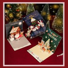 cute, Christmas, greetingcard, diamondpainting