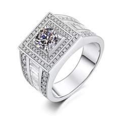Crystal, DIAMOND, wedding ring, Crystal Jewelry