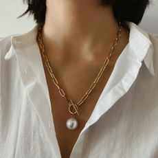 Chain Necklace, Fashion, goldchainnecklace, Jewelry
