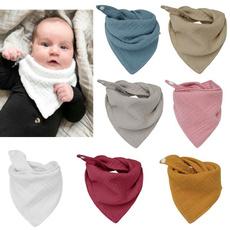 scarf, babybibburpcloth, babytowelgauze, babybib