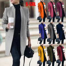 Stand Collar, autumnwinter, Fashion, Winter