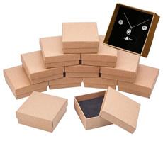 Box, kraft, Jewelry, Gifts
