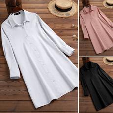 holidayshirt, blouse, dressesforwomen, Cotton