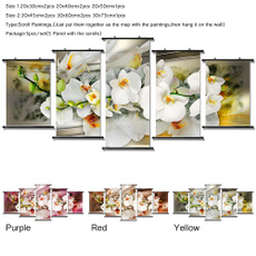 canvaswallart, Flowers, art, Home Decor
