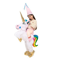 rainbow, Costume, unicorn, unisex