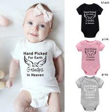 Summer, Cotton, clothingset, children's clothing