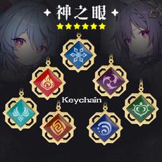 Key Chain, keychainskeyring, Toy, eye