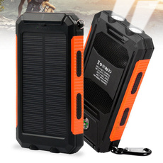 portable, powers, Battery, charger