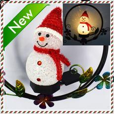 snowman, christmastreelight, light up, Christmas