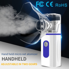 Mini, nebulizermachine, handheldnebulizer, nebulizerportable